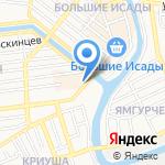Фабрика Жалюзи на карте Астрахани