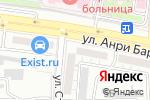 Схема проезда до компании Комиссионный магазин в Астрахани