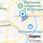В мире игрушек на карте Астрахани