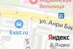 Схема проезда до компании Solo в Астрахани