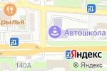 Схема проезда до компании Новый Проект-Юг в Астрахани