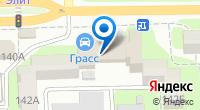 Компания Стиль мебели на карте
