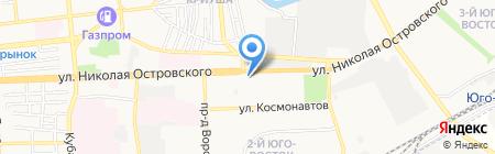 БиGOODи на карте Астрахани