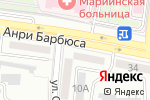 Схема проезда до компании Счастливая мама в Астрахани
