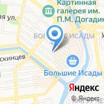 1000 и 1 мелочь на карте Астрахани