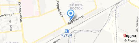 Региональная приемная председателя партии Справедливая Россия С.М. Миронова в Астраханской области на карте Астрахани