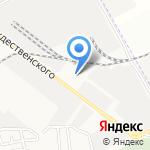Отдельный батальон ДПС ГИБДД Управления МВД по Астраханской области на карте Астрахани