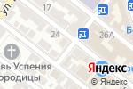Схема проезда до компании Лакомка в Астрахани