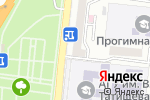 Схема проезда до компании Самовар в Астрахани