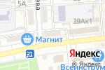 Схема проезда до компании Пивомания в Астрахани