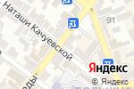 Схема проезда до компании Микрофинанс-Лав в Астрахани