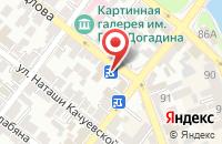 Схема проезда до компании Магазин книг в Астрахани