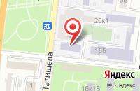 Схема проезда до компании АИСИ в Астрахани