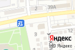 Схема проезда до компании Мото-Вело в Астрахани