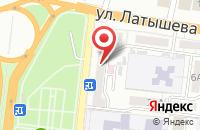 Схема проезда до компании Loveforlife30 в Астрахани