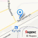 Дельта-Проф на карте Астрахани