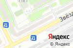 Схема проезда до компании Производственно-ремонтная компания в Астрахани