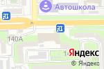 Схема проезда до компании Стиль мебели в Астрахани