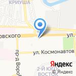 Диагностический кабинет на карте Астрахани