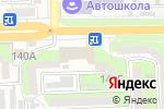 Схема проезда до компании Магазин строительных и отделочных материалов в Астрахани