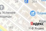 Схема проезда до компании 1000 и 1 мелочь в Астрахани