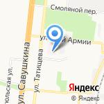Коррекция и развитие на карте Астрахани