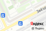 Схема проезда до компании Эффект в Астрахани