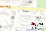 Схема проезда до компании Областной врачебно-физкультурный диспансер в Астрахани