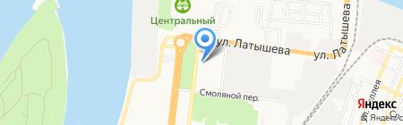 VitMaker на карте Астрахани