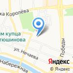 33 шурупа на карте Астрахани