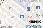 Схема проезда до компании Медовая долина в Астрахани