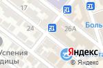 Схема проезда до компании PRINTSERVICE в Астрахани