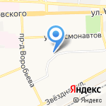 Учебный Центр Промышленная Безопасность на карте Астрахани