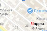 Схема проезда до компании МакВик в Астрахани