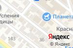Схема проезда до компании Ксюша в Астрахани