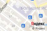 Схема проезда до компании Областная спортивная школа в Астрахани