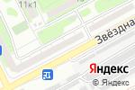 Схема проезда до компании ОК`Сервис в Астрахани