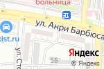Схема проезда до компании Beerfest в Астрахани