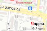 Схема проезда до компании Вело-Мото Деталь в Астрахани