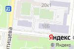 Схема проезда до компании Тн-Сервис в Астрахани