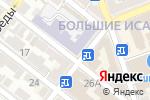 Схема проезда до компании Ратник в Астрахани