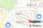 Схема проезда до компании Магазин кухонных вытяжек в Астрахани