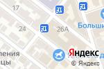 Схема проезда до компании Р.А.Й в Астрахани