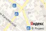 Схема проезда до компании Bonus в Астрахани