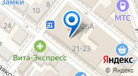Компания Р.А.Й на карте