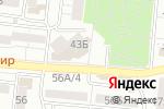Схема проезда до компании Мон-Шери в Астрахани