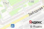 Схема проезда до компании Дельта-Проф в Астрахани