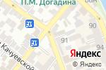 Схема проезда до компании Лотос, КПК в Астрахани