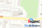 Схема проезда до компании Магазин мужской и женской обуви в Астрахани
