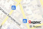 Схема проезда до компании Магазин товаров для дома в Астрахани